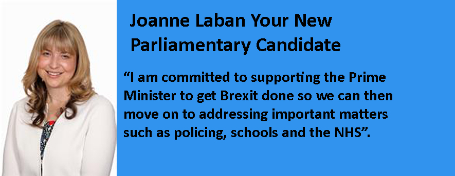 Cllr Joanne Laban selected as Parliamentary candidate for Enfield North